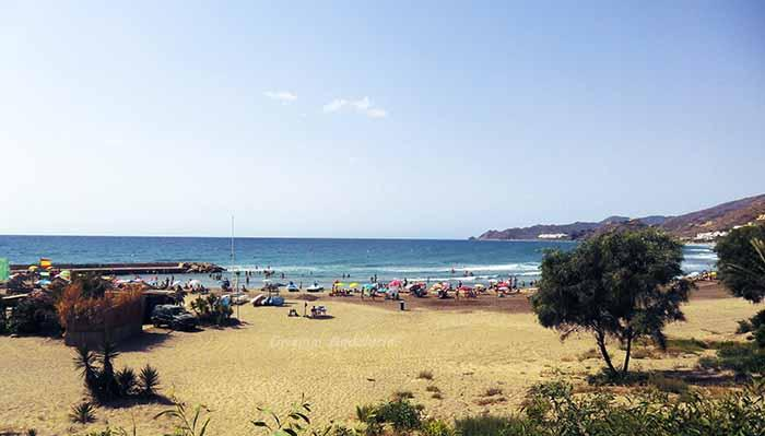 Playa del Cantal Mojacar Playa