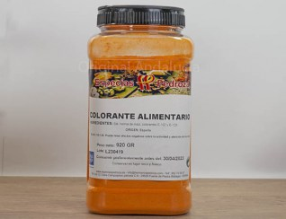 Colorante Spanje 920 gram