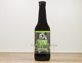 spaans bier malaqa awesome bear